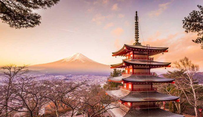 atractivos turísticos de japon