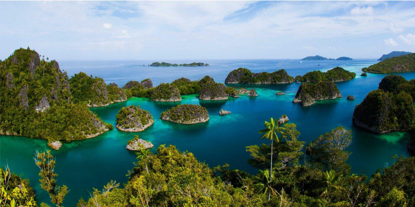 Estas son las mejores islas de Indonesia