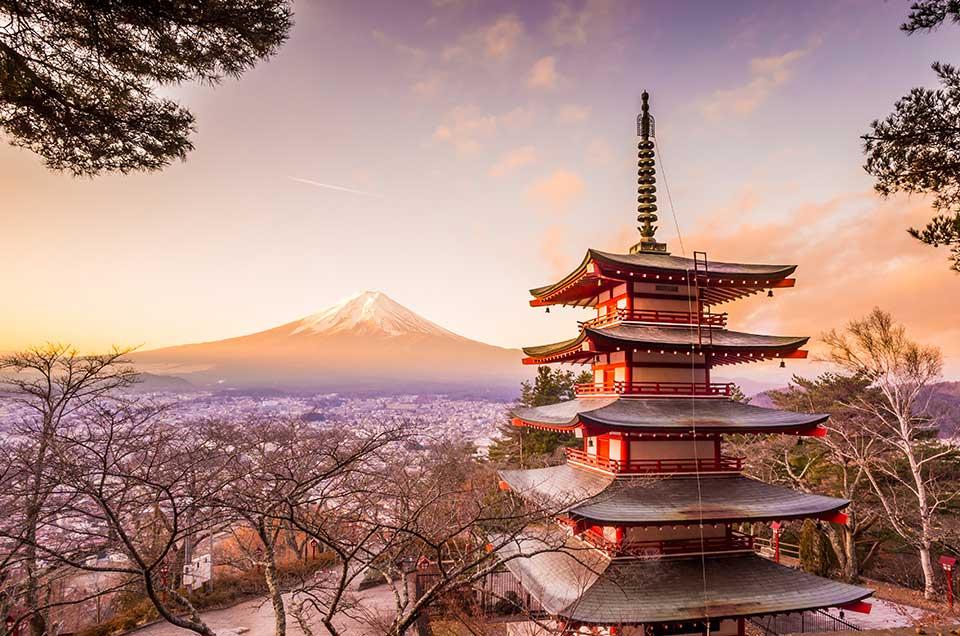 Los 5 mejores atractivos turísticos de Asia