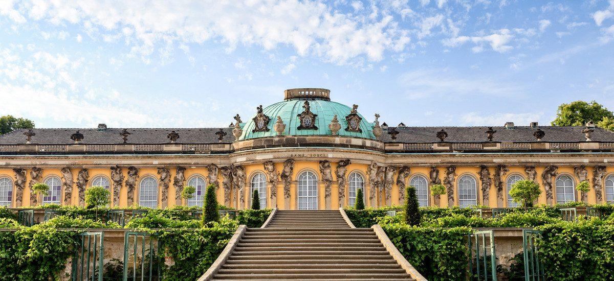 Sanssouci, un parque de ensueño en Potsdam