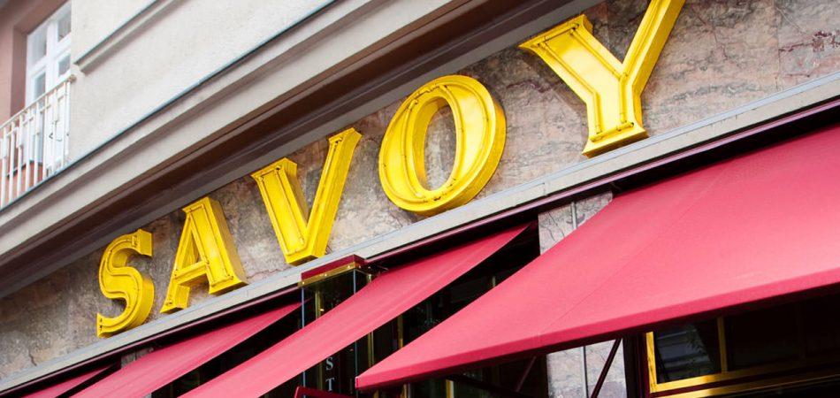 Hotel Savoy en Berlín