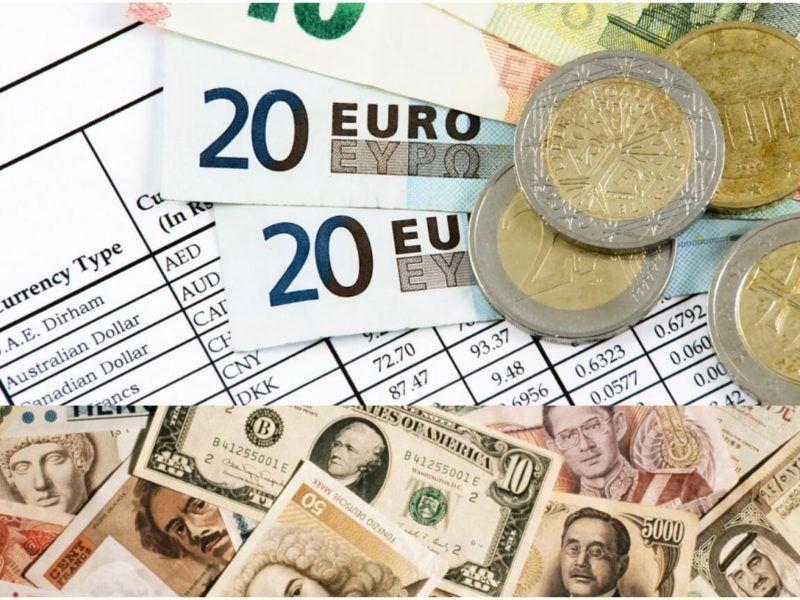 cambio de divisa en Espa�a